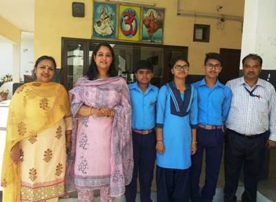BVM Innovators make Ludhiana Proud