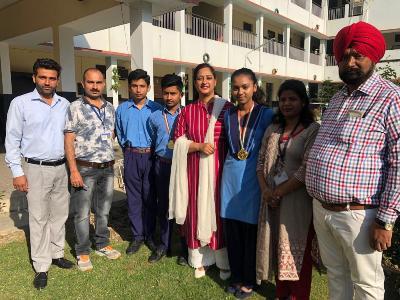 Bhartiyans selected for International Level Sqay Martial Arts Championship