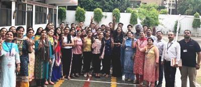 Bhartiyans (USN) Outshine In XII C.B.S.E. Boards (2018-19)