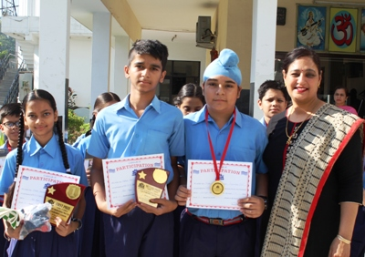 Inveterate BVMites (USN) won accolades in Chess