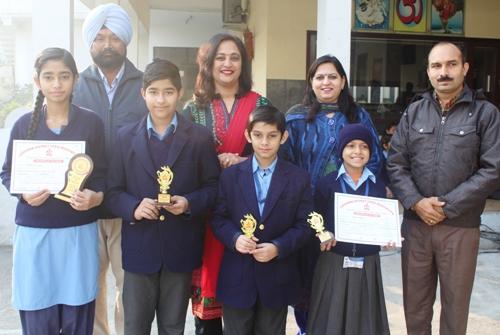 Chess champions of BVM Udham Singh Nagar bring laurels