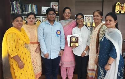 Achievement in LSSC Punjabi Declamation
